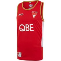 Sydney Swans 2017 ISC Mens Players Training Singlet