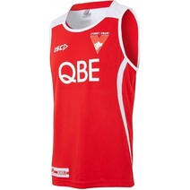 Sydney Swans AFL ISC Mens Training Singlet