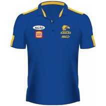 AFL West Coast Mens Player Polo