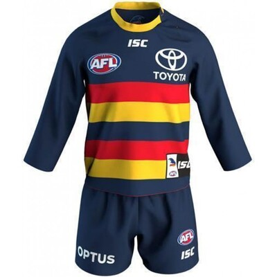 Adelaide Crows 2020 Toddler Home Guernsey Set
