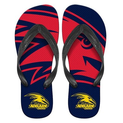 Adelaide Crows Thongs [Size: S]